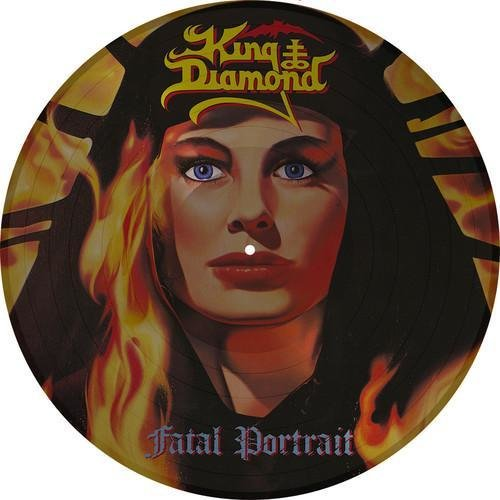King Diamond - Fatal Portrait (Picture Disc)