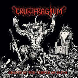 Crurifragium ‎– Beasts Of The Temple Of Satan