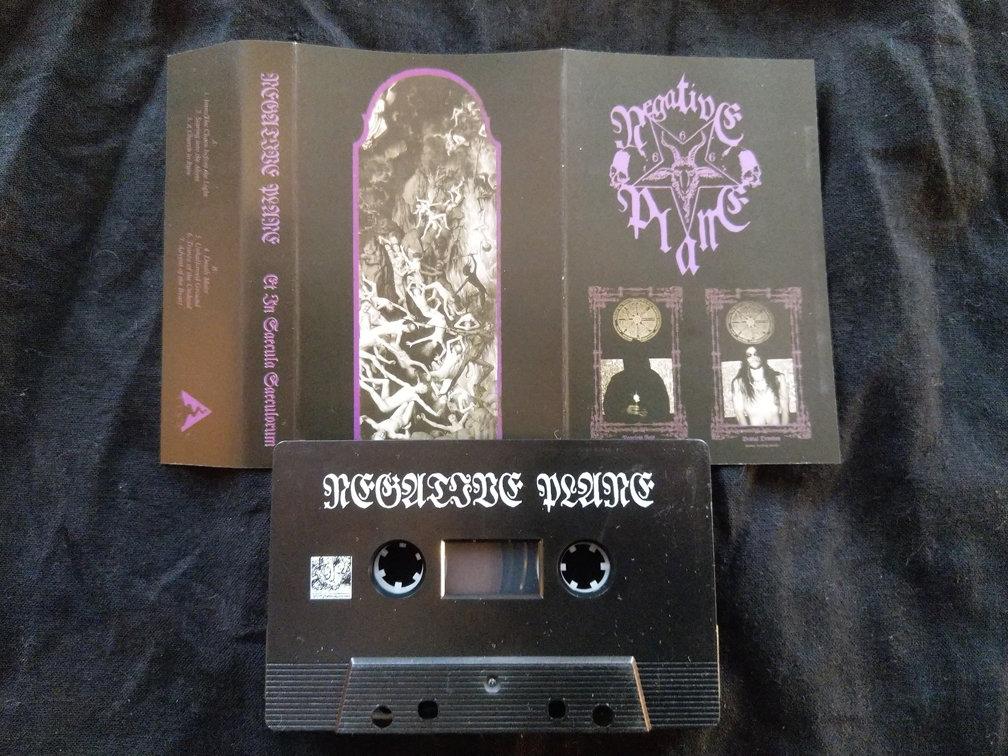 Negative Plane - Et In Saecula Saeculorum (Cassette)