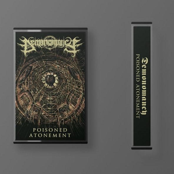 Demonomancy -  Poisoned Atonement (Cassette)