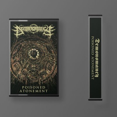 Demonomancy -  Poisoned Atonement (Cassette)