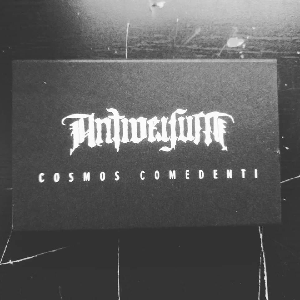Antiversum - Cosmos Comedenti (Cassette)