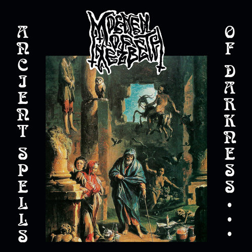 Moenen of Xezbeth - Ancient Spells of Darkness