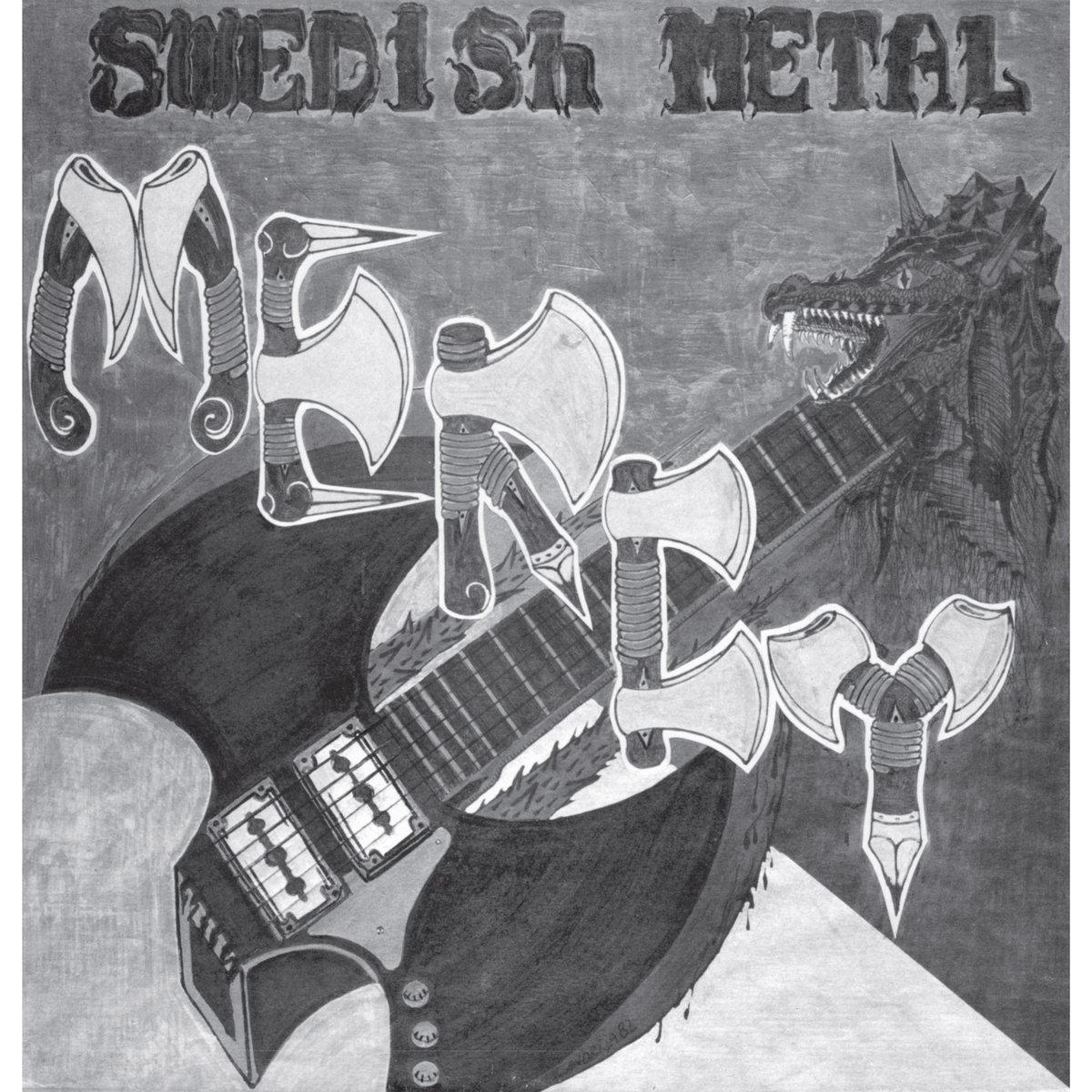 Mercy - Swedish Metal & Session 1981