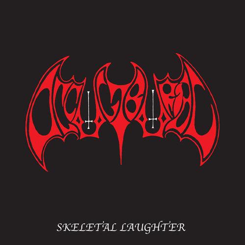 "Occult Burial - Skeletal Laughter 7"""
