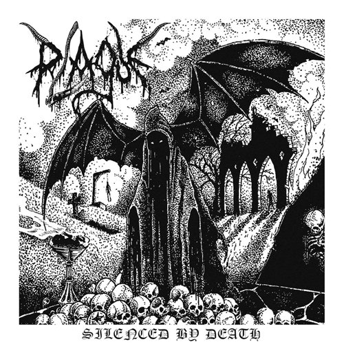 """Plague - Silenced by Death 7"""""""