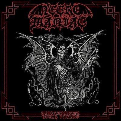 Necromaniac - Subterranean Death Rising 7