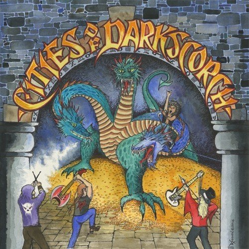 Warfaring Strangers: Darkscorch Canticles - Cities of Darkscorch - Board Game
