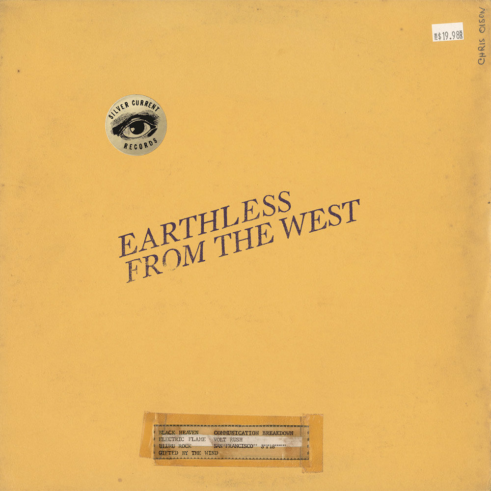 Earthless ‎– From the West