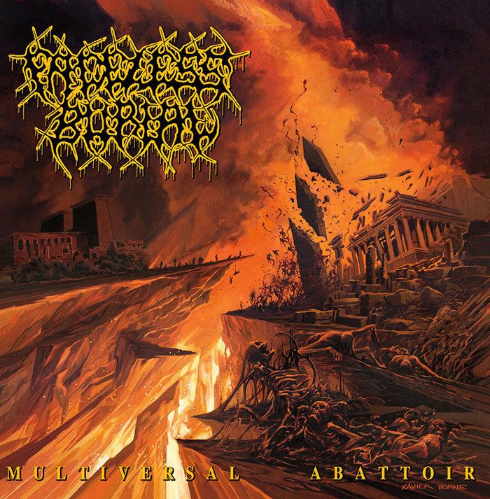 Faceless Burial - Multiversal Abattoir