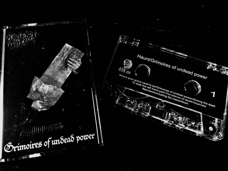 Haunt - Grimoires of Undead Power