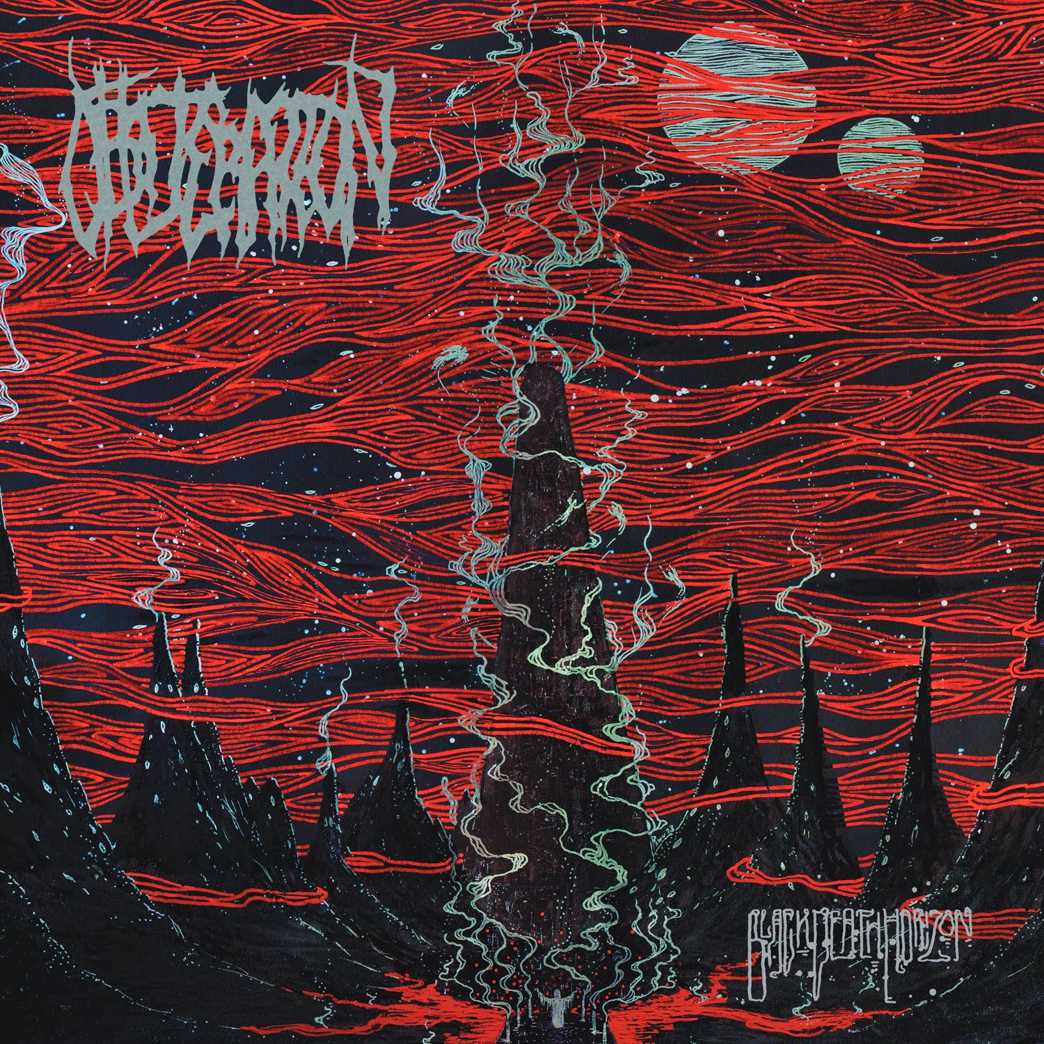 Obliteration - Black Death Horizon