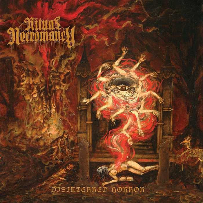 Ritual Necromancy - Disinterred Horror