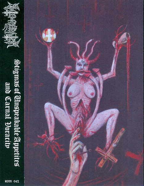 Intemperator – Stigmas Of Unspeakable Appetites And Carnal Voracity