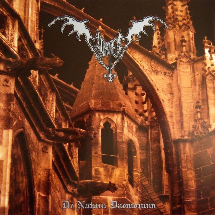 Mortem - De Natura Daemonum