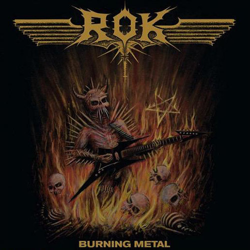 Rok - Burning Metal
