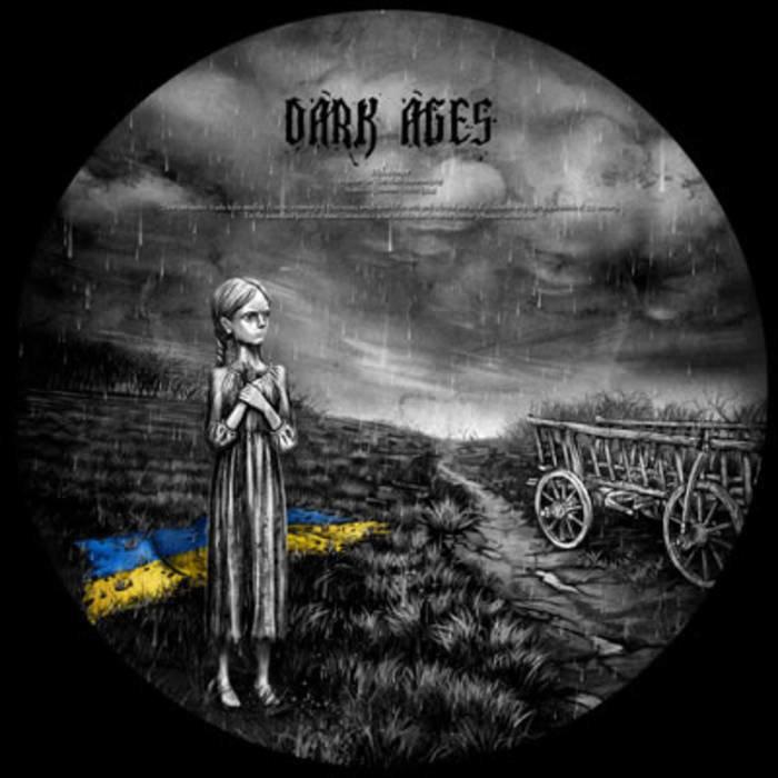Dark Ages / From The Bogs Of Aughiska - Split