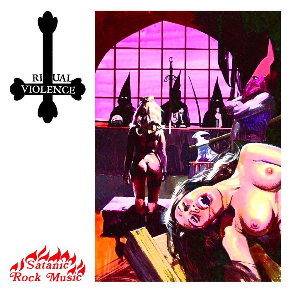 Ritual Violence - Satanic Rock Music