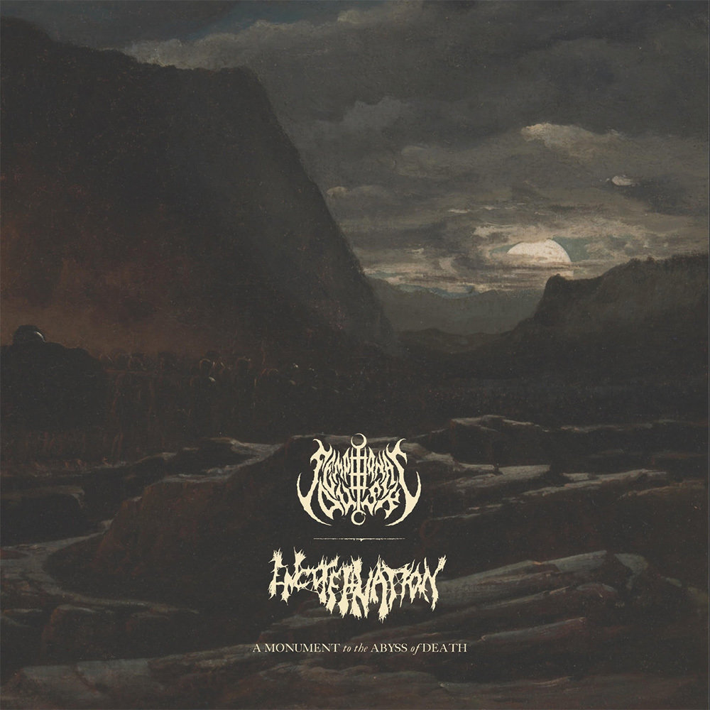 Sempiternal Dusk / Encoffination - A Monument to the Abyss of Death