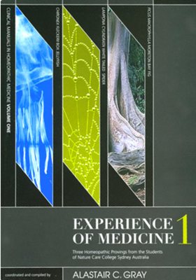 Experience of ... by Alastair Gray*