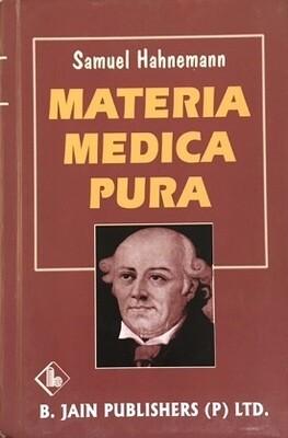 Materia Medica Pura Vol I & II
