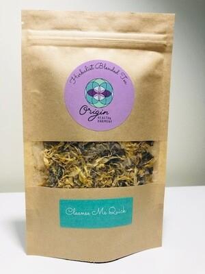 Herbalist Blended Tea: Cleanse Me Quick