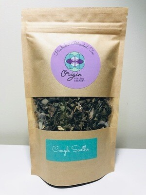 Herbalist Blended Tea: Cough Soothe