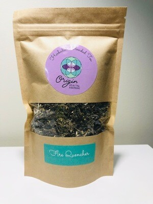 Herbalist Blended Tea: Fire Quencher