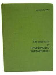 The essential of Homeopathic Therapeutics