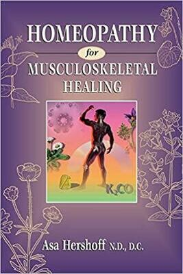 Homeopathy for Musculoskeletal Healing*