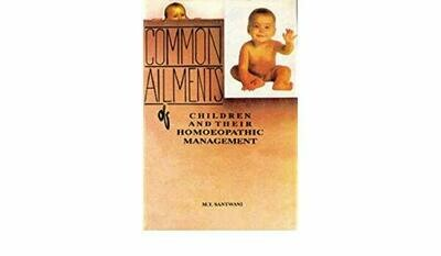 Common ailments of children and their homoeopathic management