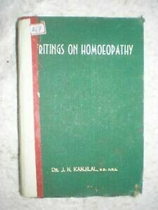 Writings on homeopathy