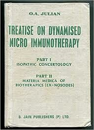 Treatise on dynamised micro immunotherapy