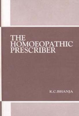 The Homoeopathic prescriber
