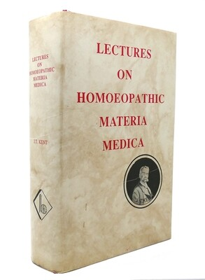 Lectures on Homoeopathic Materia Medica*