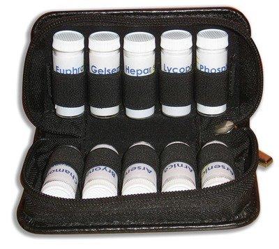 Travel Remedy Bag - Black - Small
