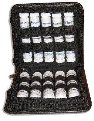 Travel Remedy Bag - Black - Large