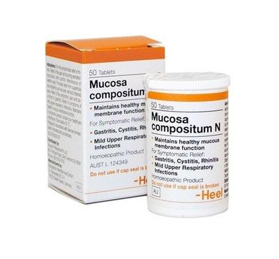 Mucosa comp N (Heel)