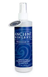 Ancient Minerals Magnesium Oil Ultra w/OptiMSM 237ml