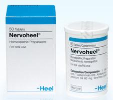 Nervoheel 50 tablets