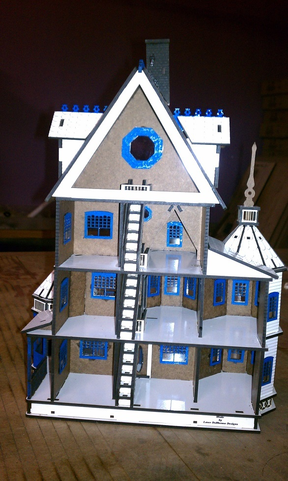 Ashley Gothic Victorian Quarter Scale 1 48