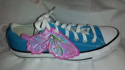 Butterfly Adult customized shoe wings