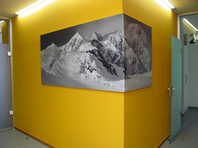 Beispiel Panorama in Zahnarztpraxis