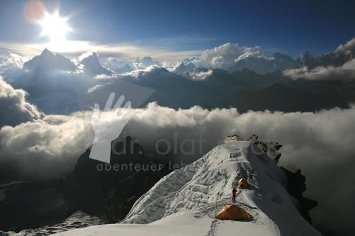 Hochlager über dem Khumbu 00012