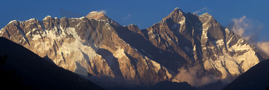 Everest Nuptse Lhotse