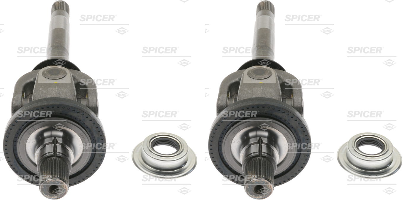 1550 Spicer Super Duty Axle Shaft Kit - Both Sides (05+ F250/F350)