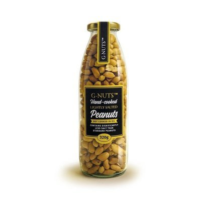 G-NUTS 320g bottle