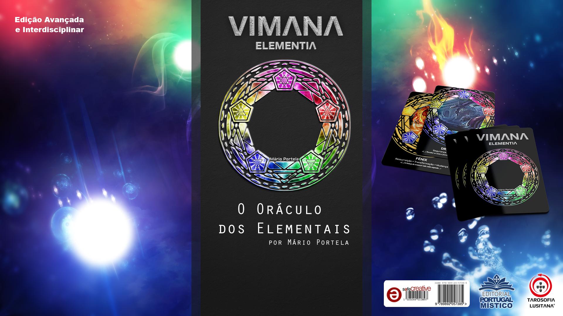 Oráculo VIMANA Elementia or01