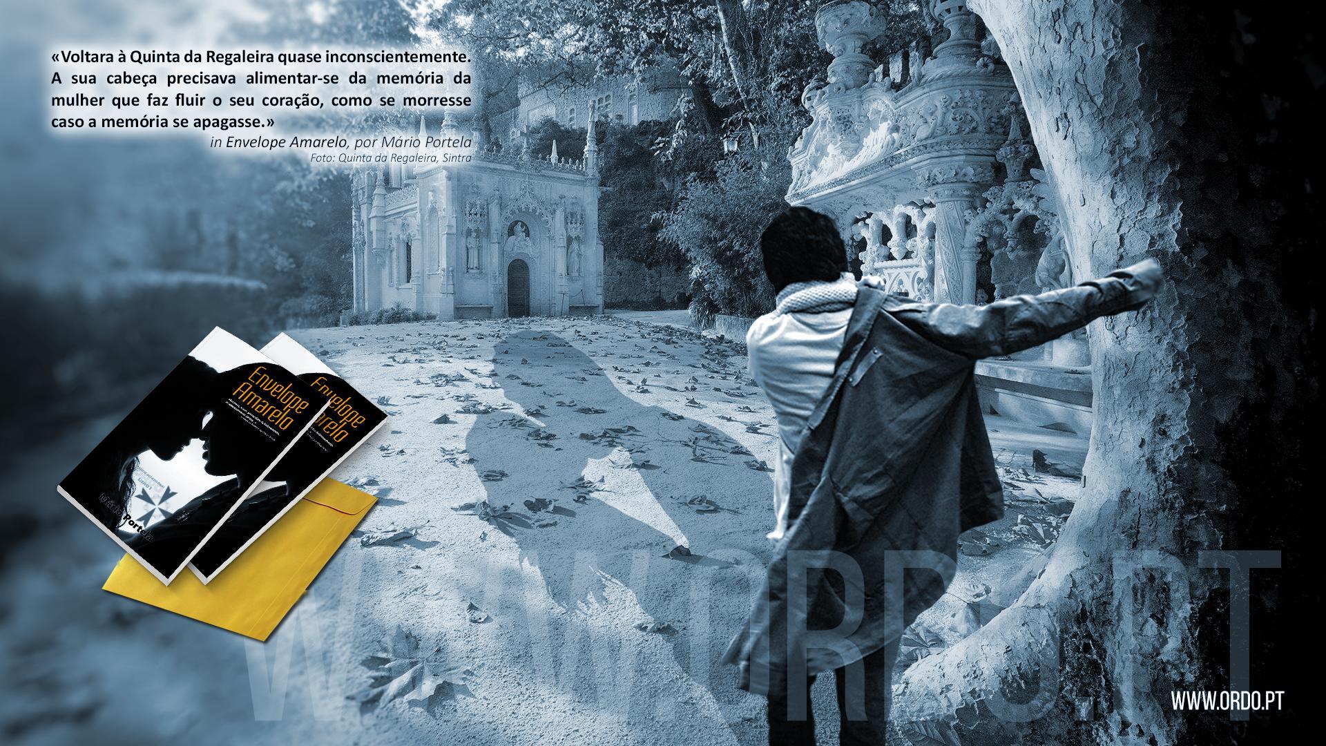 Livro «Envelope Amarelo»