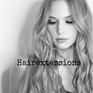 Hairextensions wax/bond